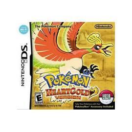 Benutzerhandbuch für NDS/NINTENDO - Pokemon Heart Gold & Poke Walker (NIDS5525)