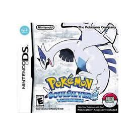 Bedienungsanleitung für NDS/NINTENDO - Pokemon Soul Silver & Poke Walker (NIDS5526)