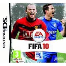 Datasheet NINTENDO NDS - FIFA 10 (NIDS19673)