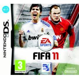 NINTENDO NDS - FIFA 11 (NIDS19675) Gebrauchsanweisung