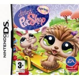 Bedienungshandbuch NINTENDO NDS - Littlest Pet Shop: Frühling (NIDS400235)