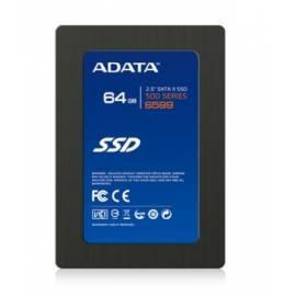 PDF-Handbuch downloadenTought Festplatte A-DATA 2.5