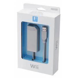 NINTENDO Lan Adapter Wii (NIWP090) Bedienungsanleitung