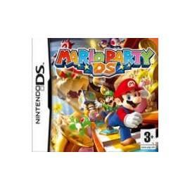NINTENDO Mario Party DS (NIDS436) - Anleitung