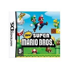 Benutzerhandbuch für NINTENDO new SUPER MARIO BROS DS (NIDS473)
