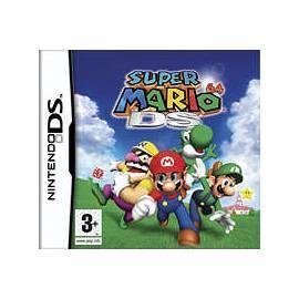 Bedienungshandbuch NINTENDO Super Mario 64DS DS (NIDS675)