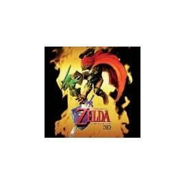 Service Manual NINTENDO The Legend of Zelda: Ocarina of Time-/3DS (NI3S714)