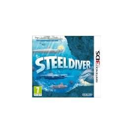 NINTENDO Steel Diver /3DS (NI3S685) - Anleitung