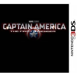 Benutzerhandbuch für NINTENDO Captain America First Avenger /3DS (NI3S100)