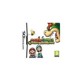 Service Manual NINTENDO Mario &   Luigi: Vorhängeschloss in Geschichte DS (NIDS4328)