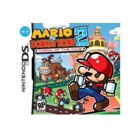 NINTENDO Mario Vs Donkey Kong 2: März von der Min/DS (NIDS4375) Bedienungsanleitung