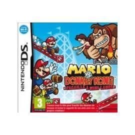 Handbuch für NINTENDO Mario vs. Donkey Kong: Mini-Land Mayhem R4i (NIDS4374)