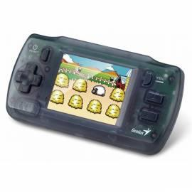 Konsole Spiel Genie Heeh, 100 x 30-Arcade-Spiele (31690012100) Gebrauchsanweisung