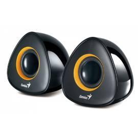 Lautsprecher GENIUS SP-U150X USB 4W (31730992102) gelb Gebrauchsanweisung
