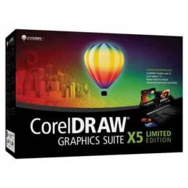 Datasheet Software COREL Graphics Suite X 5 Limited Edition CZ/ger (CDGSX5LECZPLUG)
