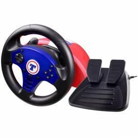 Zubehör für Konsolen THRUSTMASTER Lenkrad und Pedal Set (4660303) Gebrauchsanweisung