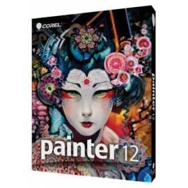 Bedienungshandbuch Software COREL-Corel Painter 12-ENG-Win/Mac (PTR12IEPCM)