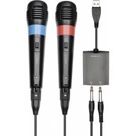 Datasheet SPEED LINK SL-4470-SBK-01 Duo Microphone Kit for PS3-die waren mit einem Abschlag (201906475)