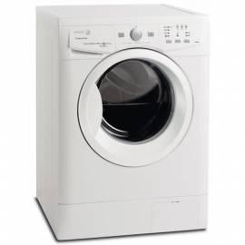 Datasheet Automatische Waschmaschine FAGOR 1F-1810 weiß