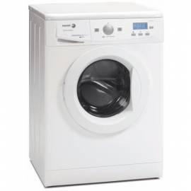 Bedienungshandbuch Waschmaschine Fagor 1FE1247E