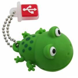USB-flash-Disk TDK Toys Serie 4GB USB-2.0-Frosch (t78640) Bedienungsanleitung