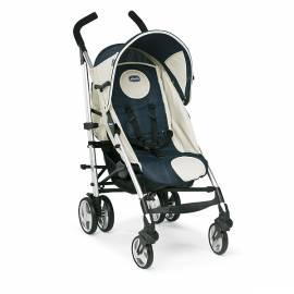 CHICCO LITEWAY Golf Kinderwagen TOP, Astral Bedienungsanleitung