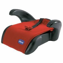 Auto Kindersitz CHICCO QUASAR BASIC PLUS von 15 bis 36 kg, Fuego Gebrauchsanweisung