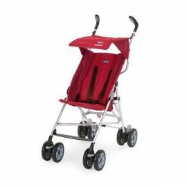 Kinderwagen CHICCO Golf CT 0.6, Granat Gebrauchsanweisung