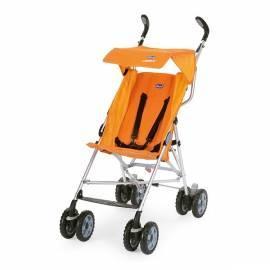 Kinderwagen CHICCO Golf CT 0.6, Amber - Anleitung