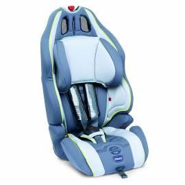 Auto Kindersitz CHICCO NEPTUNE von 9 bis 36 kg, Kuma - Anleitung