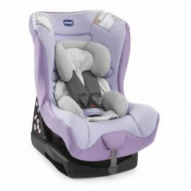 Auto Kindersitz CHICCO Eletta von 0 bis 18 kg, Jasper - Anleitung