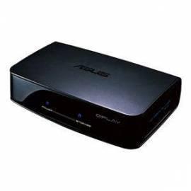 multimediale Centrum ASUS HDP-R1/3A/PAL/HDMI/AS (90-YTM60320-EA10MZ) Gebrauchsanweisung