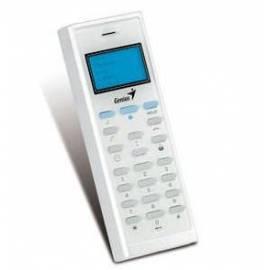 Headset GENIUS iU-TALK Skype Telefon, USB, weiss (iU-Talk) weiß