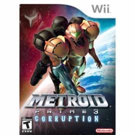 NINTENDO Metroid Prime 3: Korruption /Wii (NIWS440) Gebrauchsanweisung