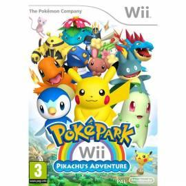 Service Manual NINTENDO Poke Park: Pikachu's Adventure /Wii (NIWS536)