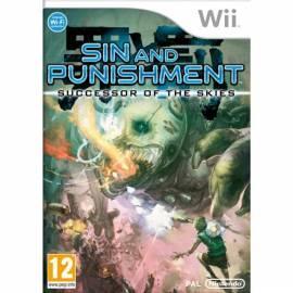 NINTENDO Sin &   Strafe: Nachfolger des Himmel-/Wii (NIWS633) Bedienungsanleitung