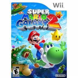 NINTENDO Super Mario Galaxy 2 /Wii (NIWS671) - Anleitung