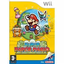 PDF-Handbuch downloadenNINTENDO Super Paper Mario /Wii (NIWS673)