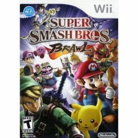 Benutzerhandbuch für NINTENDO Super Smash Bros Brawl /Wii (NIWS674)