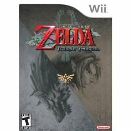 Datasheet NINTENDO The Legend of Zelda: Twilight Princess-/Wii (NIWS685)