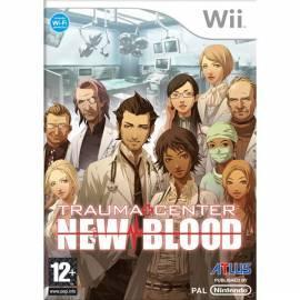 NINTENDO Trauma Center: New Blood /Wii (NIWS706) Gebrauchsanweisung