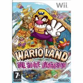 Bedienungshandbuch NINTENDO Wario Land: The Shake Dimension /Wii (NIWS778)