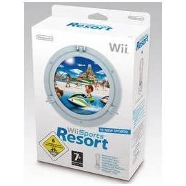 NINTENDO Wii Sports Resort + Wii Motion Plus /Wii (NIWS800) Bedienungsanleitung