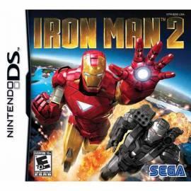 NINTENDO-Iron Man 2 DS (NIDS315) - Anleitung