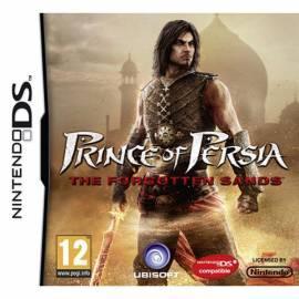 Bedienungsanleitung für NINTENDO-Prince of Persia: The Forgotten Sands R4i (NIDS567)