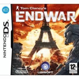 Datasheet NINTENDO Clancys End War DS (NIDS704)