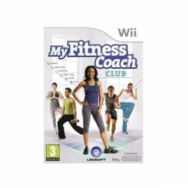 Bedienungshandbuch NINTENDO Fitness Trainer Club /Wii (NIWS187)