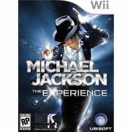 Handbuch für NINTENDO Michael Jackson die Erfahrung /Wii (NIWS445)