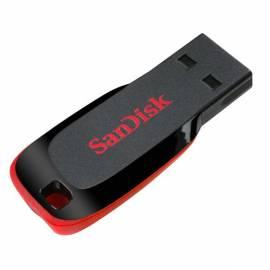 Bedienungshandbuch USB-flash-Disk SANDISK Cruzer Blade 4Gb USB 2.0 (SDCZ50-004G-B35)