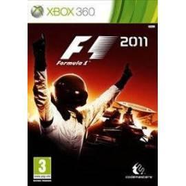 Bedienungshandbuch MICROSOFT Xbox F1 2011 (KOX20511)